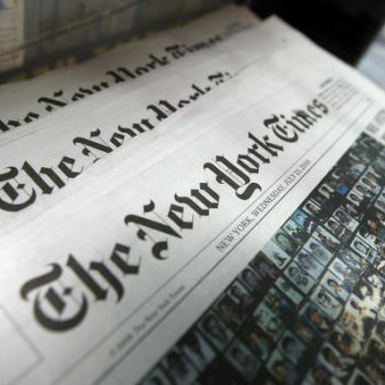 Looks like big newspapers are hiring more now, so maybe print is coming back