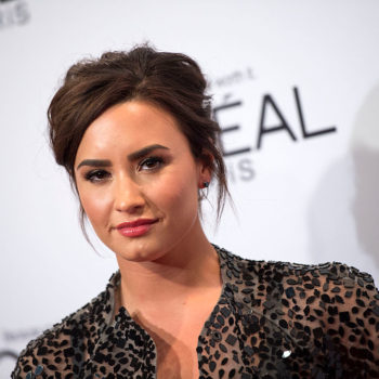 Demi Lovato produced a documentary about mental health, and you can watch it right now