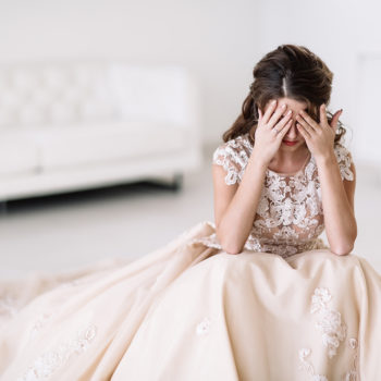 13 brides who regret their wedding dress choices