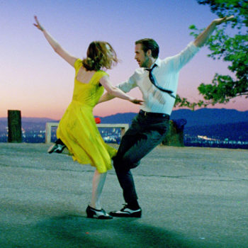 "This California couple just lived out the ""La La Land"" engagement photo shoot of our dreams"