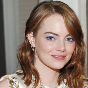 Emma Stone's latest red carpet look has us SO ready for spring