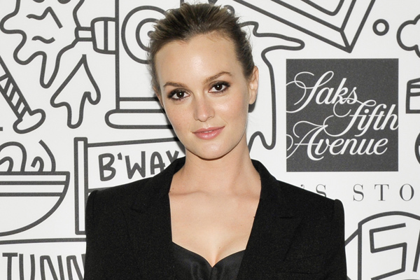 Leighton Meester predicts what Blair Waldorf would be doing in 2017, and her guess is spot on
