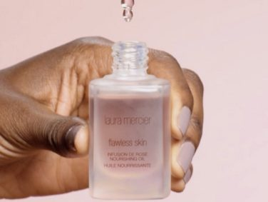 Laura Mercier's Infusion de Rose Nourishing Oil hacks work for every skin tone