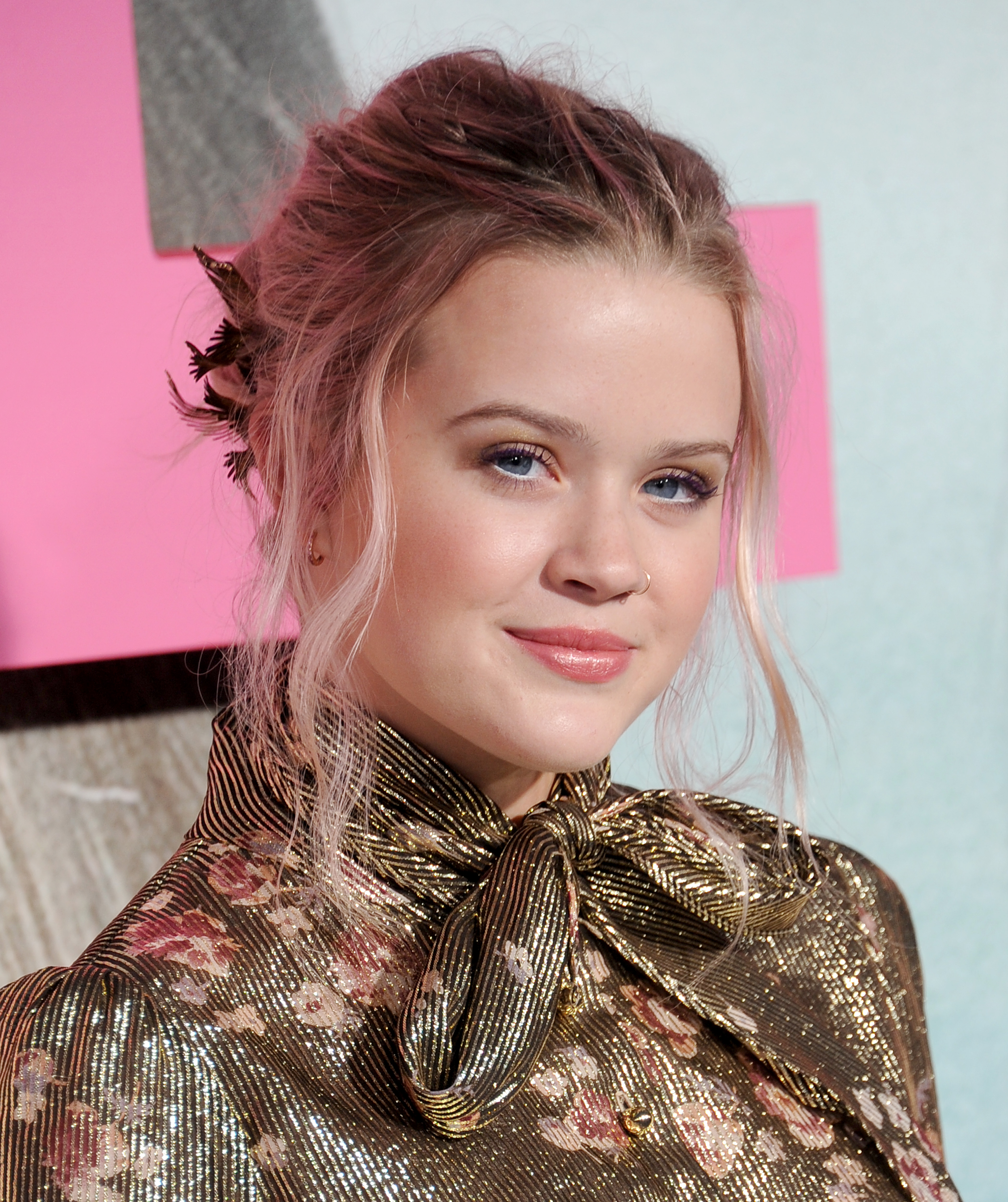 Reese Witherspoon was basically her daughter Ava's twin at ... Ryan Phillippe Ava