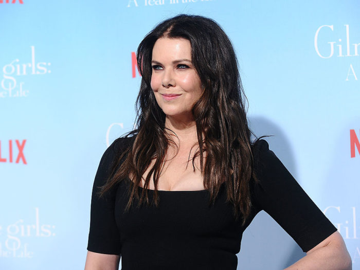 Start screaming, Lauren Graham is coming back to TV