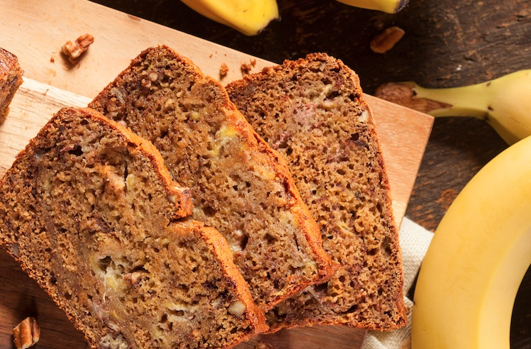 It's National Banana Bread Day, so let's lose our minds over these 5 banana bread recipes