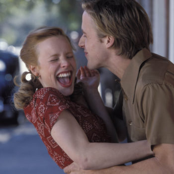 TBT to when Ryan Gosling kissed Rachel McAdams at the 2006 Oscars and nothing hurt