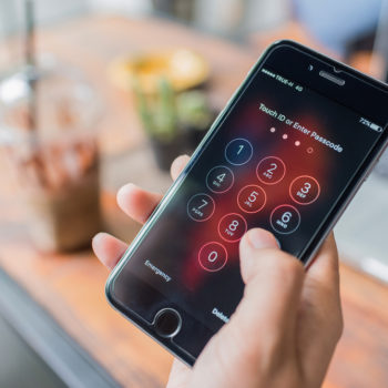 Turns out that our locked phones aren't as safe as we thought — here's how we can fix that