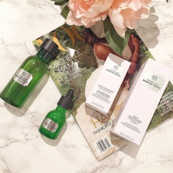The Body Shop made their version of a cult Korean skincare product we're obsessed with