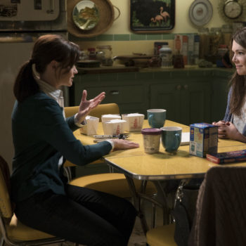 "The ""Gilmore Girls"" Facebook just updated their profile picture and what does this MEAN?"