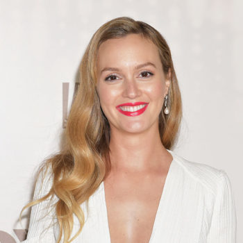 If Leighton Meester went back in time, here's the one thing she would change (and SAME)