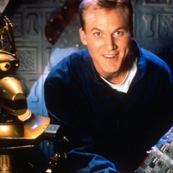 """Mystery Science Theater 3000"" reboot has a cast and a release date, so our childhoods are not dead yet"