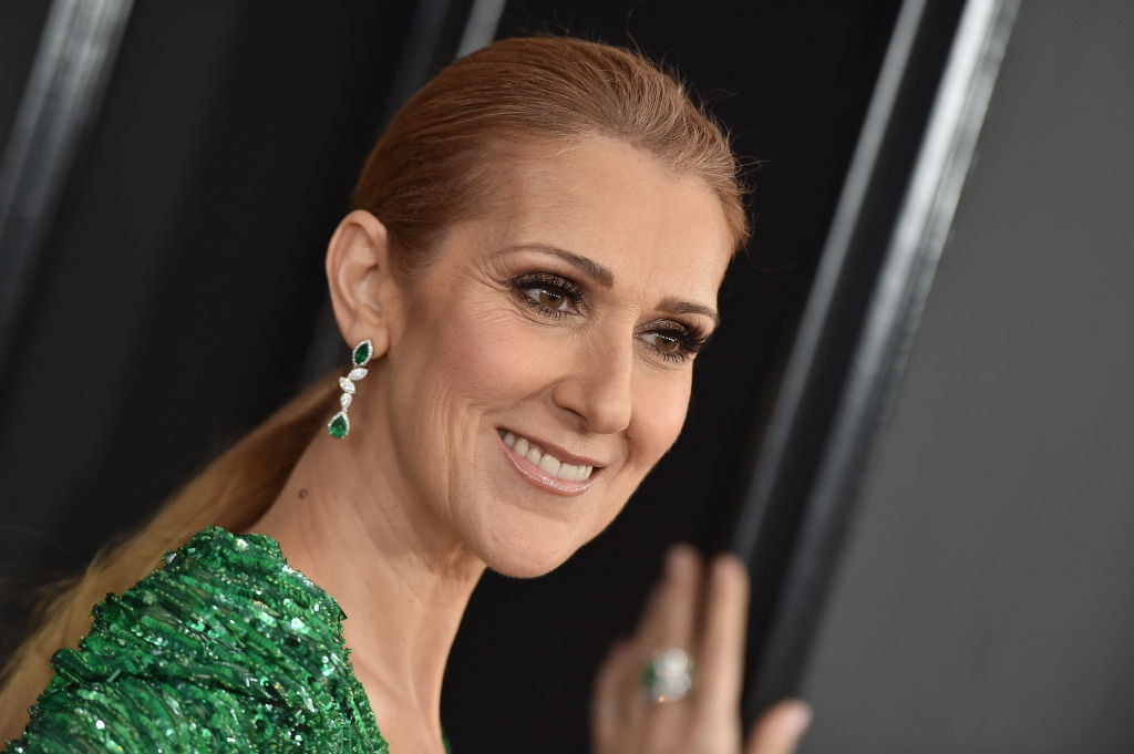 """Céline Dion's outfit is a literal tribute to """"My Heart Will Go On"""""""