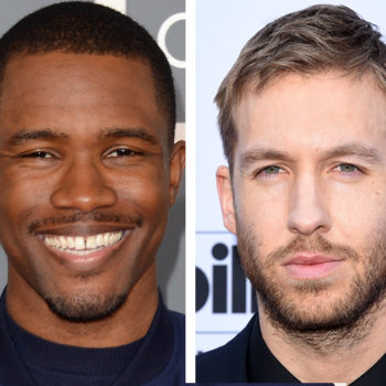 Calvin Harris has teamed up with Frank Ocean and Migos, and it sounds like summer