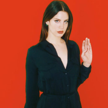 Is Lana Del Rey hinting that she might be the new Supreme?