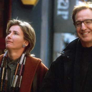 "Emma Thompson finally gave her two cents about the ""Love Actually"" sequel — and revealed what her character is doing today"