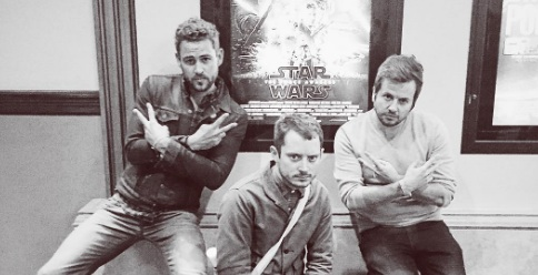 """Elijah Wood and """"The Bachelor's"""" Nick Viall have been friends for years, and we have questions"""