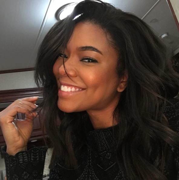"Gabrielle Union just chopped off her hair, and she's rightfully ""obsessed"""