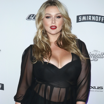 "Why swimsuit model Hunter McGrady thinks plus-size is a term of ""segregation"""