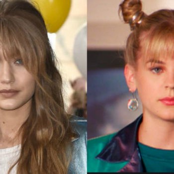 Zedus Lapedus! Gigi Hadid looked just like Zenon during Milan Fashion Week