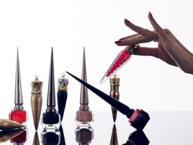 Christian Louboutin is adding eyeliner and mascara to their ever-growing beauty collection