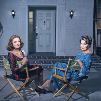 """You can totally copy the makeup looks from """"Feud: Bette and Joan"""" because they used our fave vintage-inspired brand"""