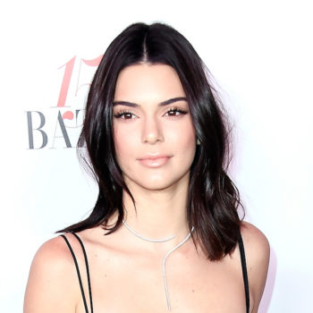 Kendall Jenner just made wearing Steve Urkel pants the coolest thing ever