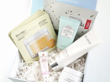 If you want to jump on the Korean beauty trend, this box is the perfect starter kit