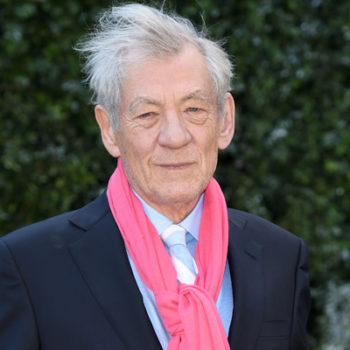 Ian McKellen impersonating Maggie Smith is going to be all you need to get through today