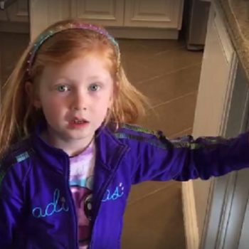 This little girl told her teacher about her dad growing weed, and got the story adorably wrong