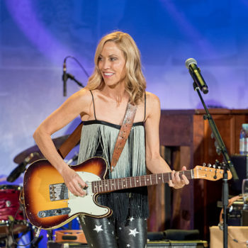 Sheryl Crow has an empowering clothing line, and it definitely makes us happy