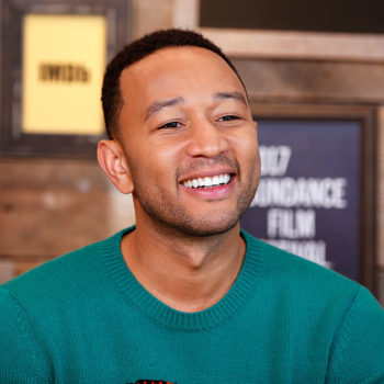 John Legend's Twitter got hacked, and of course he took it in stride