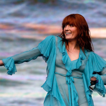 Florence and the Machine were fined for their concert being too loud, and we have questions