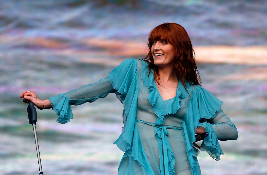 florence and the machine were fined for their concert