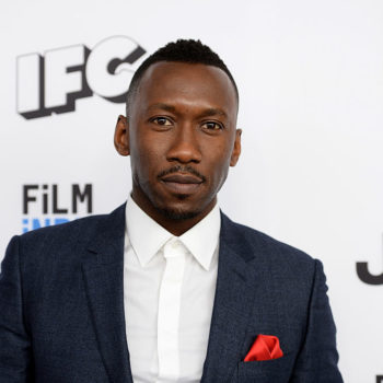 Mahershala Ali's wife gave birth just days before the Oscars, and we're so happy for them!