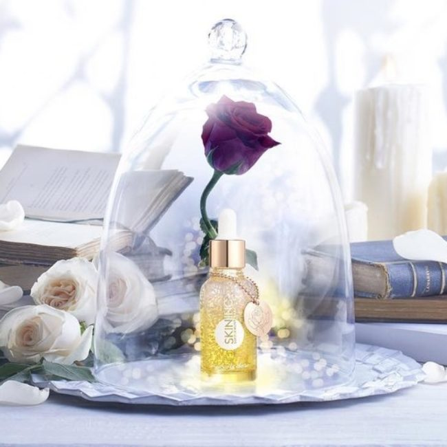 "There is now a ""Beauty and the Beast"" skincare serum, and it looks absolutely enchanting"