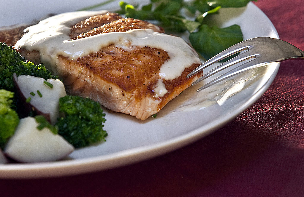 So, it turns out you can cook salmon in the dishwasher, but the question is, SHOULD you??