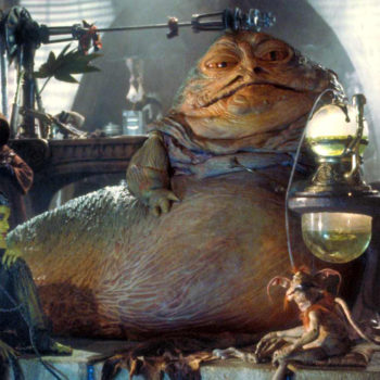 "Jabba The Hutt could have been even grosser-looking according to this ""Star Wars"" trivia"