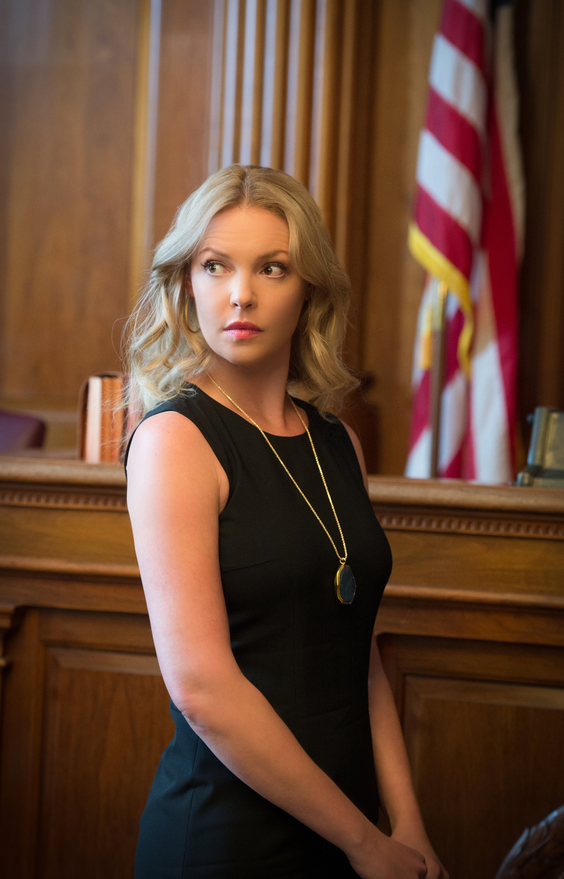 "Is Katherine Heigl's new show ""Doubt"" already cancelled? Things aren't looking good"