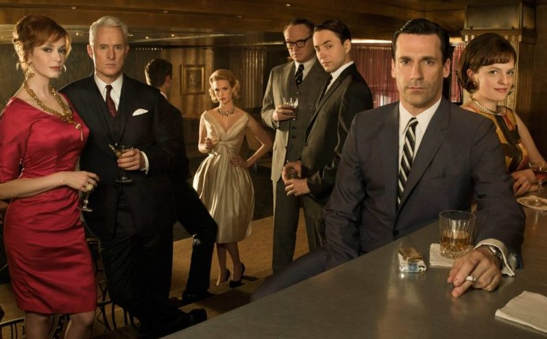 The cast of 'Mad Men' had a mini-reunion this week and the photos are so sweet