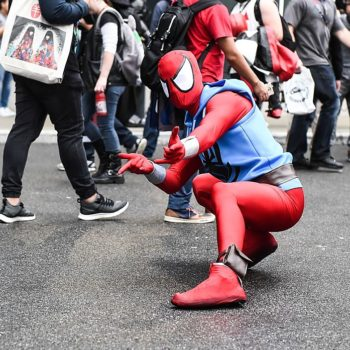 This ad about an everyday Spider-Man is going to make you cry