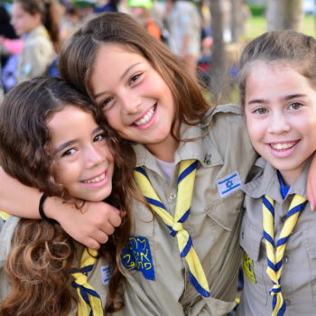 Girl Scouts from around the world are writing letters about making positive changes, and it is so inspiring