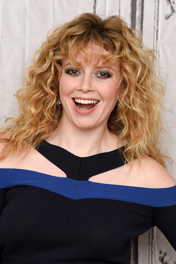 Natasha Lyonne Aka Quot Nicky Quot Of Oitnb Is A Total Blonde