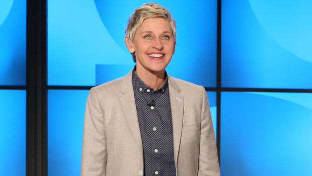 You're about to get weepy at this vid of Ellen DeGeneres giving a whole class of seniors scholarships