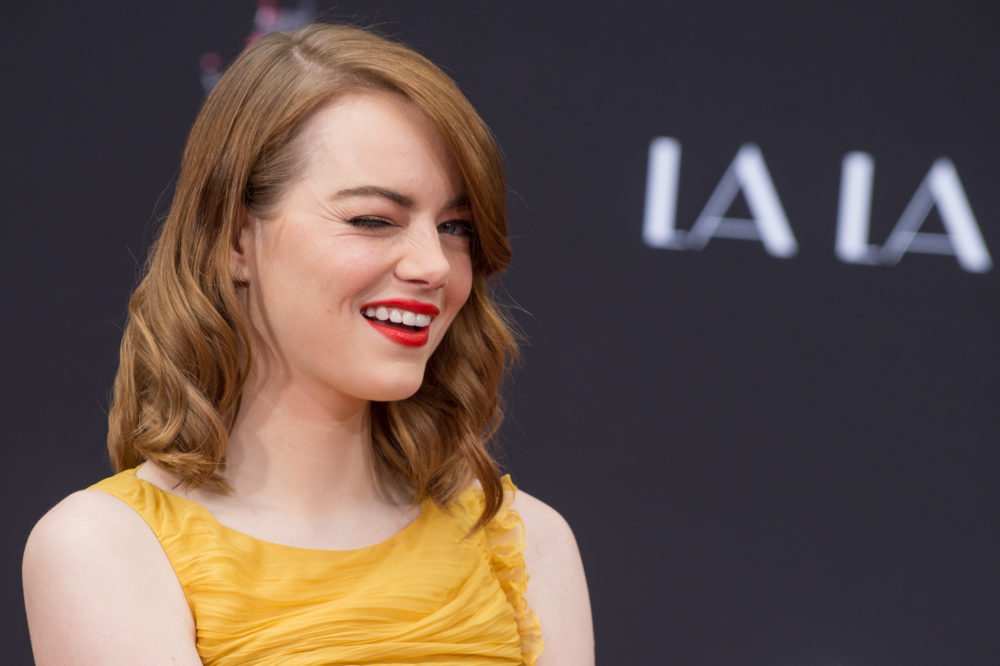 Low-key BFFs Emma Stone and Brie Larson are officially giving us Busy and Michelle vibes this Oscars season