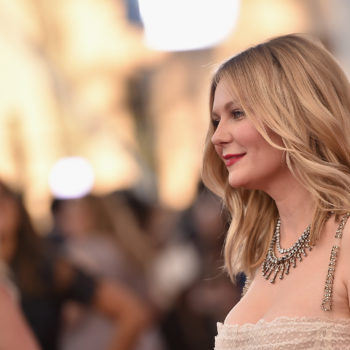 Kirsten Dunst's 2017 Oscars dress makes her look like the most perfect of Tim Burton princesses