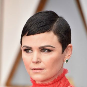 "Ginnifer Goodwin looks like a character straight out of ""Once Upon a Time"" at the Oscars"