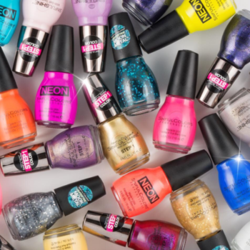 Channel your inner Madonna with Sinful Colors' upcoming '80s-inspired nail polish collection