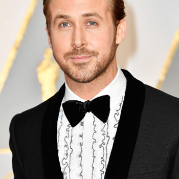 Ryan Gosling single-handedly made '80s prom tuxes cool again during the Oscars red carpet