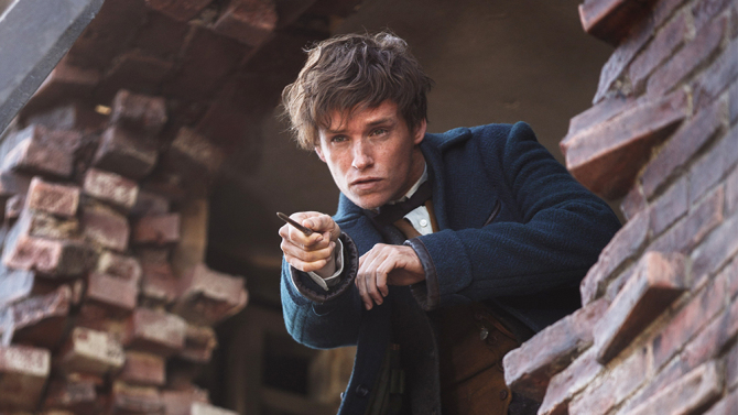 """Harry Potter"" (okay, ""Fantastic Beasts"") has won its first Oscar, we are squealing"